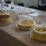 Tortas Manjar, Nuez y Lúcuma