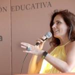 Periodista Ximena Torres Cautivo presenta el libro