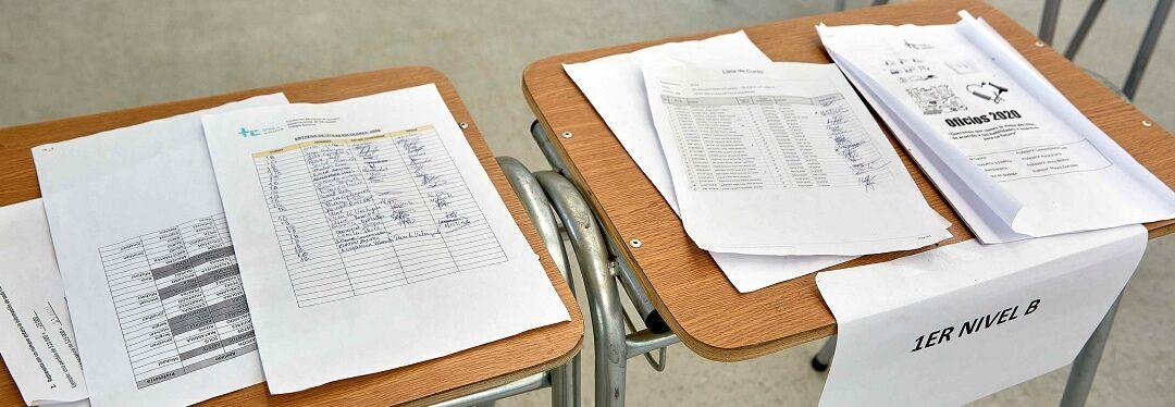 40 mil alumnos quedaron excluidos del sistema escolar en 2020 a raíz de la pandemia