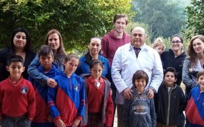 """Juan Carlos Durán: """"Al retomar clases presenciales noté un gran retroceso en mis alumnos"""""""