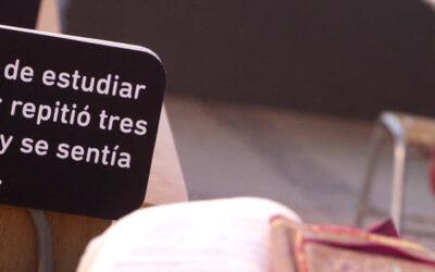 Verónica López y Liliana Cortés: «No se puede exigir lo mismo a un joven que ha tenido un camino escolar lleno de escollos»
